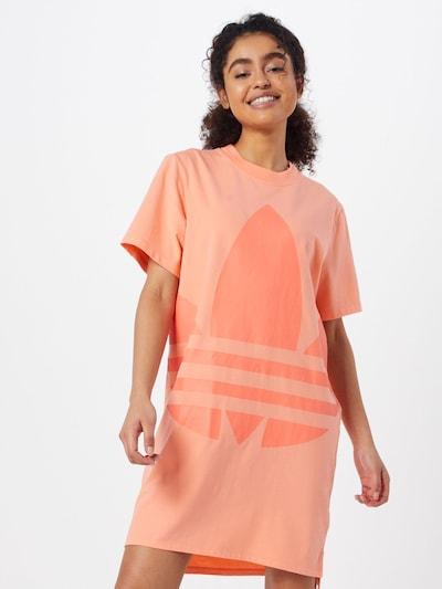ADIDAS ORIGINALS T-Shirt in apricot, Modelansicht