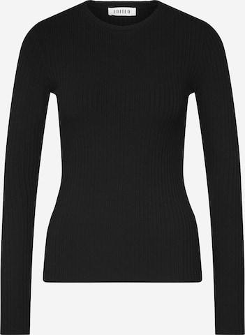 T-shirt 'Ginger' EDITED en noir