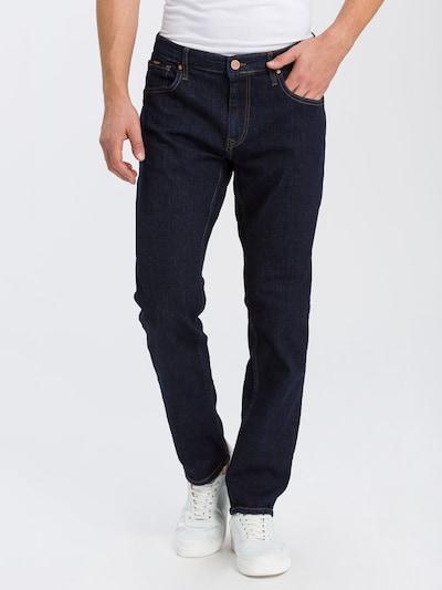 Cross Jeans Jeans 'Damien' in kobaltblau, Modelansicht