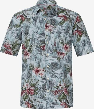 Shirtmaster Hemd in hellblau / mischfarben, Produktansicht