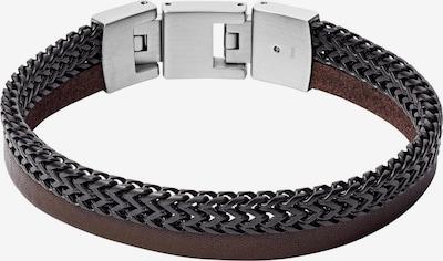 FOSSIL Armband in braun, Produktansicht