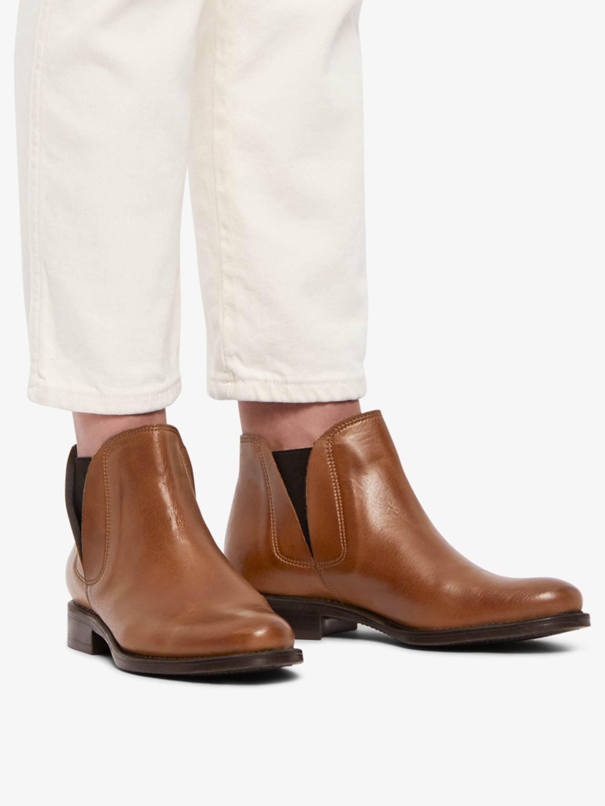 Chelsea Boots Boots En Bianco En Cognac Chelsea Bianco Cognac Bianco Chelsea PkuXZi