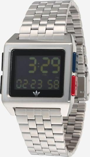 ADIDAS ORIGINALS Uhr 'Archive_M1' in silbergrau, Produktansicht
