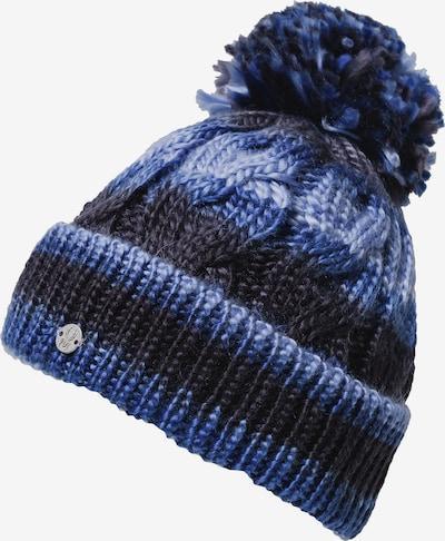 SPYDER Mütze in blau / rauchblau / nachtblau, Produktansicht