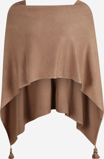 COMMA Poncho in camel, Produktansicht