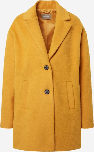 Amber & June Between-seasons coat in Yellow, Item view