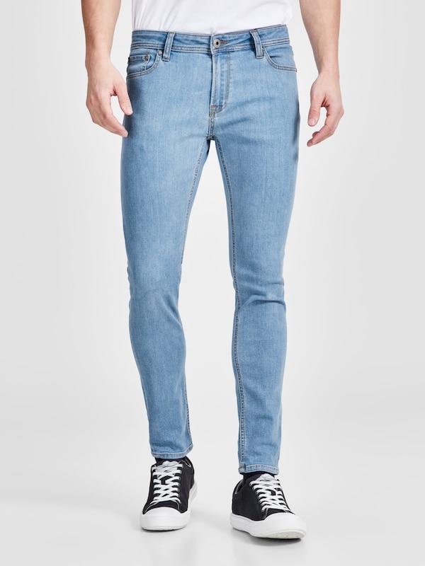 JACK & JONES Skinny Fit Jeans 'LIAM ORIGINAL AM 724'