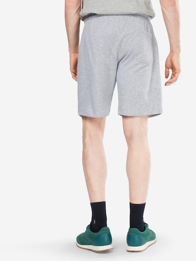 Urban Classics Sweatpants 'Terry Shorts' in grau: Rückansicht