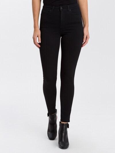 Cross Jeans Jeans 'Judy' in schwarz, Modelansicht