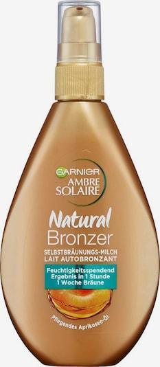 GARNIER Selbstbräunungsmilch 'Ambre Solaire Natural Bronzer' in braun, Produktansicht