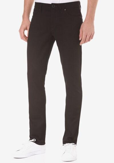 Volcom 2X4 Jeans in schwarz, Produktansicht