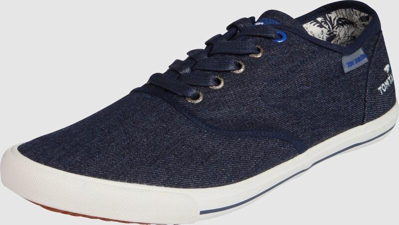 TOM TAILOR | Sneaker aus Stoff