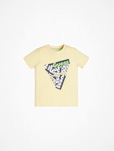 GUESS KIDS T-Shirt in gelb, Produktansicht