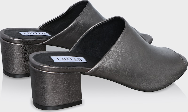 Haltbare Mode billige Schuhe EDITED | Pantolette 'Kayla' Schuhe Gut getragene Schuhe