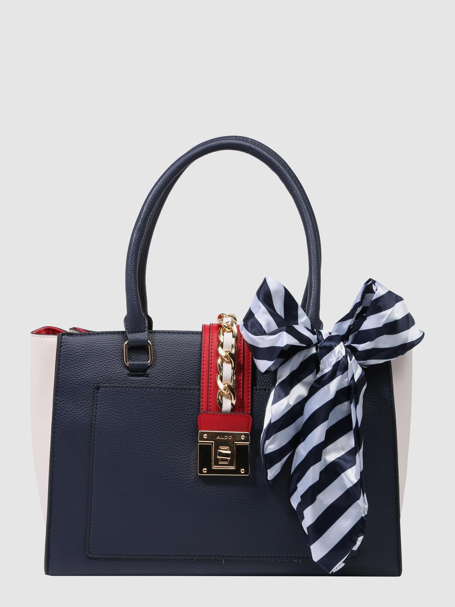 aldo handtasche 39 duvernay 39 in blau about you. Black Bedroom Furniture Sets. Home Design Ideas