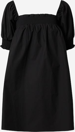 Fashion Union Kleid 'DARLON' in schwarz: Frontalansicht