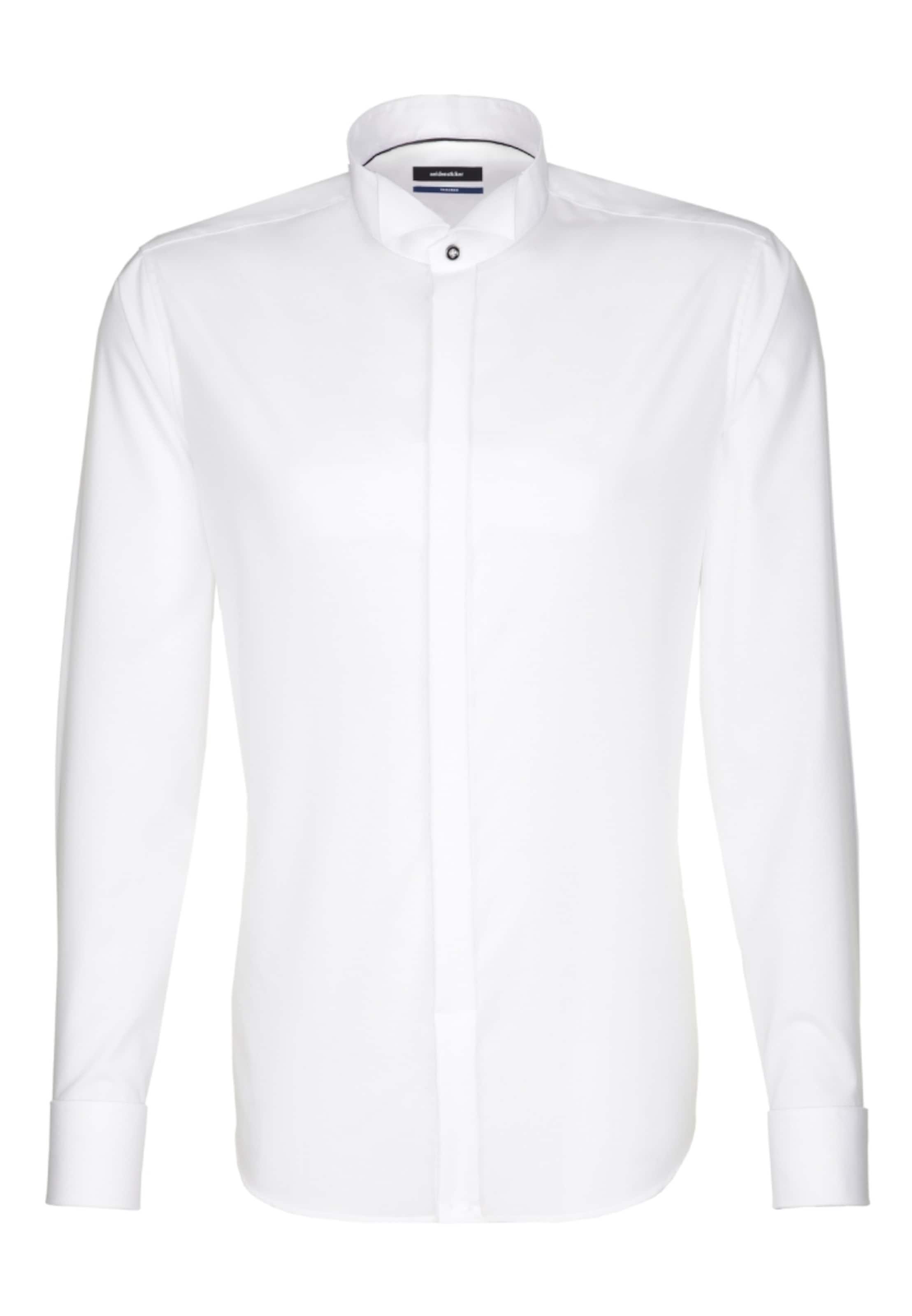 hemd City Seidensticker Weiß 'tailored' In 1JTFlKc