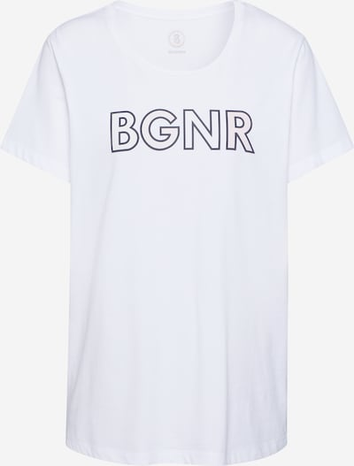 BOGNER Majica 'LINN' | mornarska / bela barva, Prikaz izdelka