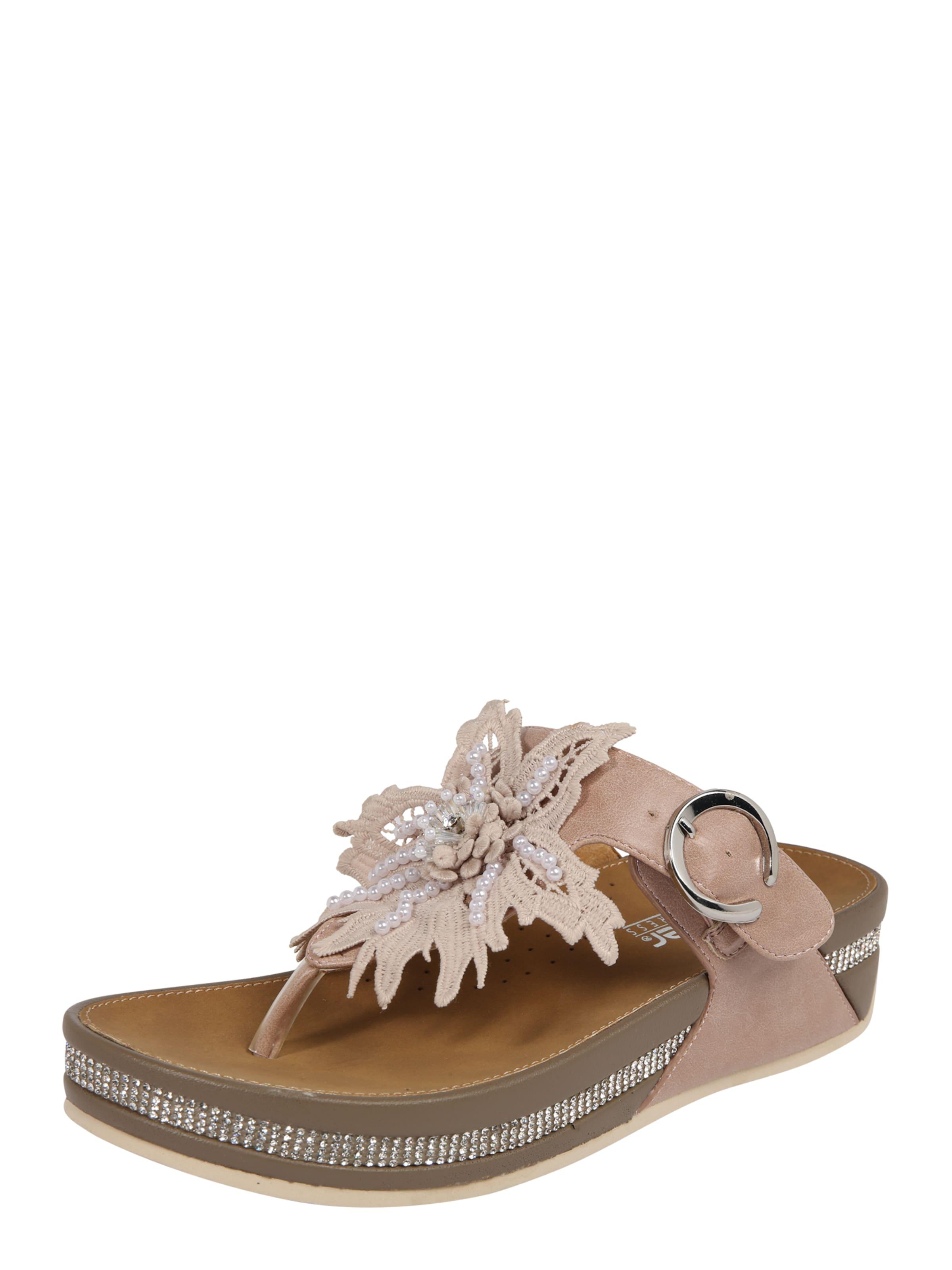 gehobene Qualität geeignet für Männer/Frauen modisches und attraktives Paket In Rosa Rosa Sandale In In Rosa Rieker Rieker Sandale dtsrhQ