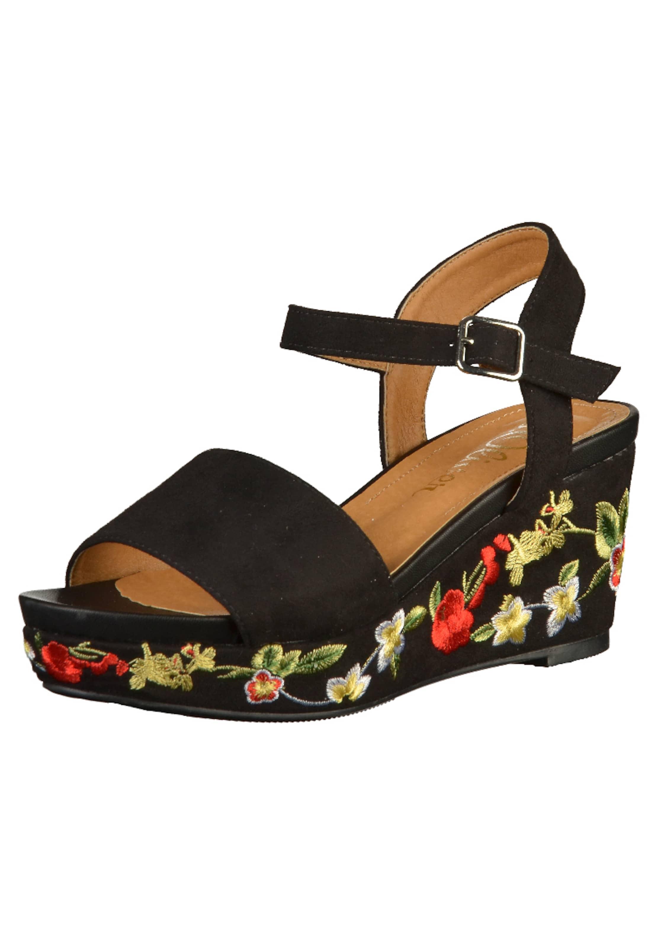 s.Oliver RED LABEL Sandalen Verschleißfeste billige Schuhe