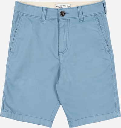 Abercrombie & Fitch Hose in blau: Frontalansicht