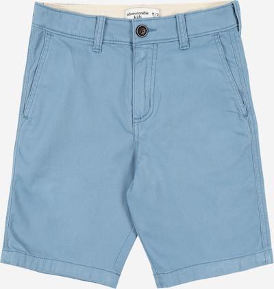 Abercrombie & Fitch Pantalon en bleu, Vue avec produit