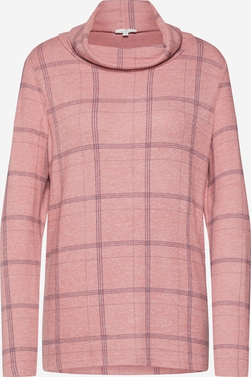 TOM TAILOR Sweatshirt in rosa, Produktansicht