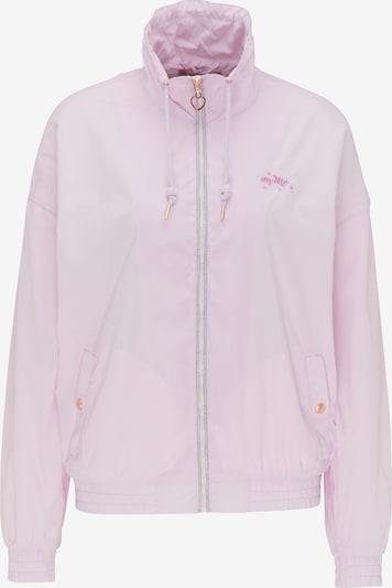 MYMO Veste mi-saison en rose clair, Vue avec produit