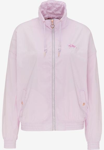 MYMO Windbreaker in pink: Frontalansicht