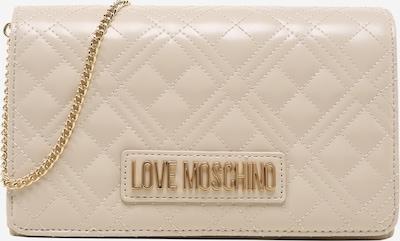 Love Moschino Taška cez rameno 'BORSA' - svetlohnedá, Produkt