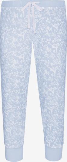 sassa Hose 'ASIA SUMMER' in blau / weiß: Frontalansicht