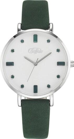BUFFALO Uhr in grün, Produktansicht