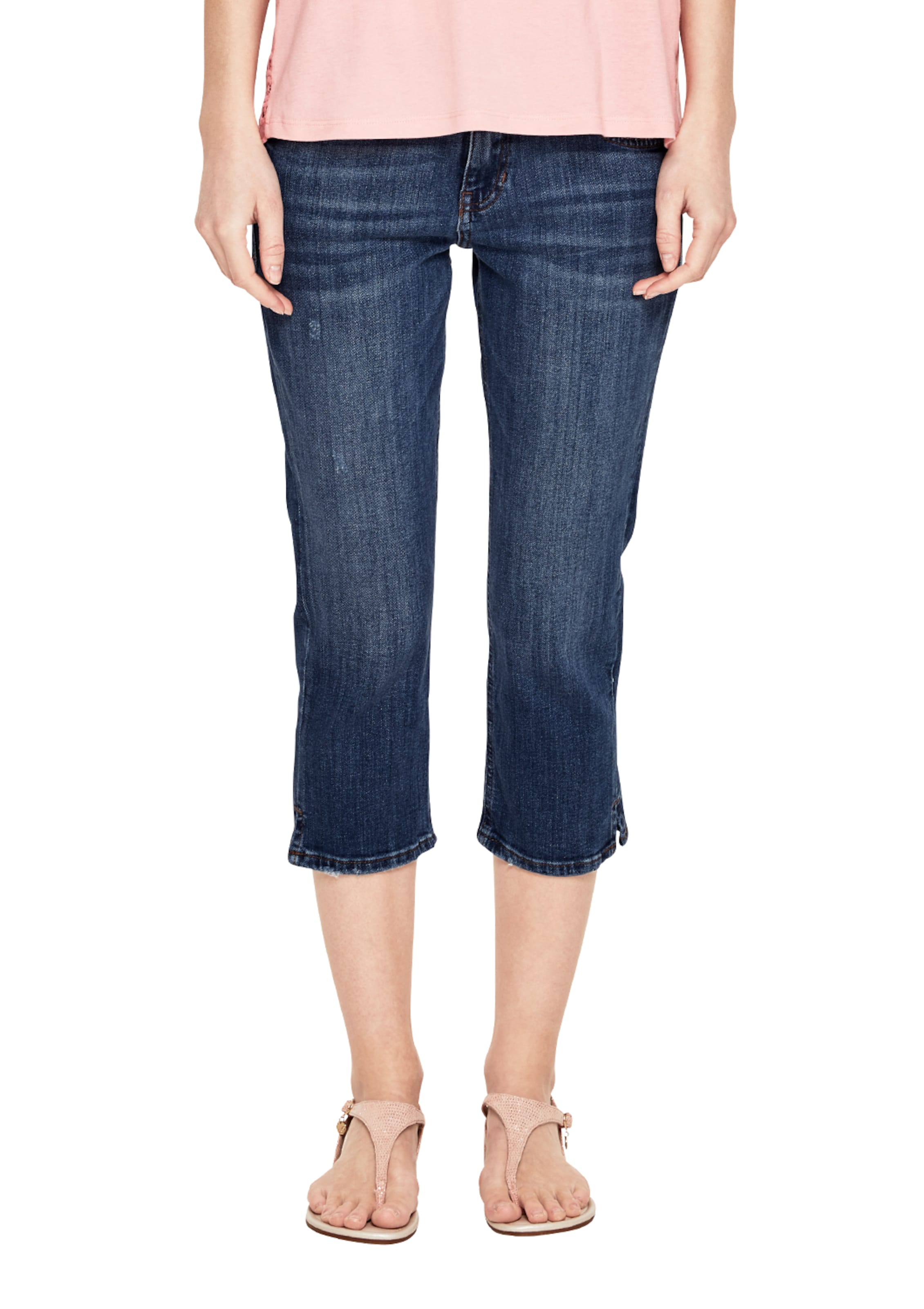 pocket S oliver jeans Label Dunkelblau Red 5 In rdhtQsCx