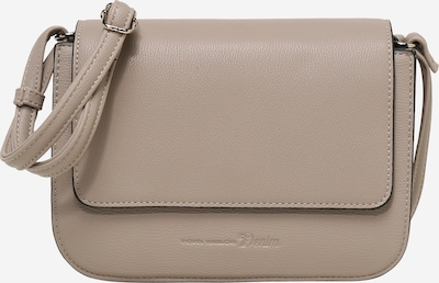 TOM TAILOR DENIM Tasche 'Trea' in taupe, Produktansicht