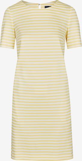 DANIEL HECHTER Sommerkleid in hellgelb / weiß, Produktansicht