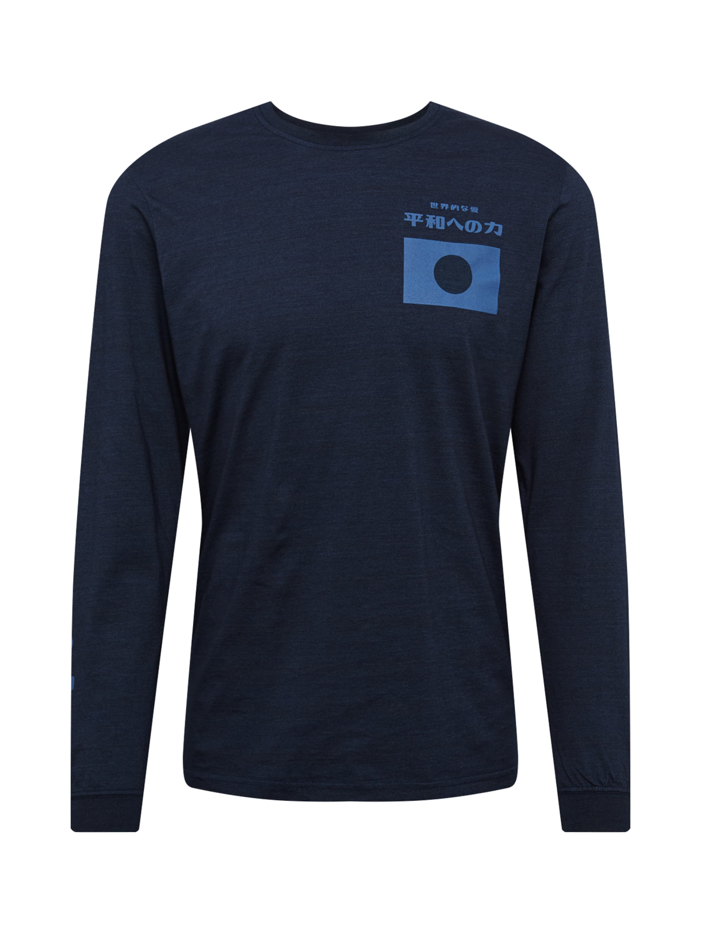 'bosozoku Ls' Ts Edwin Dream En T shirt Indigo rCthxdsQ