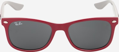 Ray-Ban Sonnenbrille 'JUNIOR NEW WAYFARER' in rot, Produktansicht