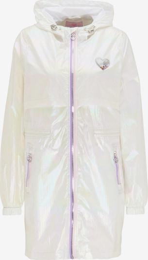 MYMO Prehodna jakna | bela barva, Prikaz izdelka