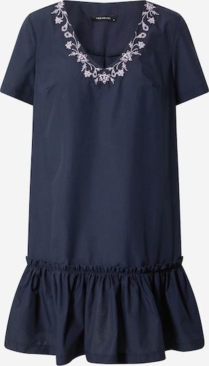 Trendyol Kleid in blau / weiß, Produktansicht