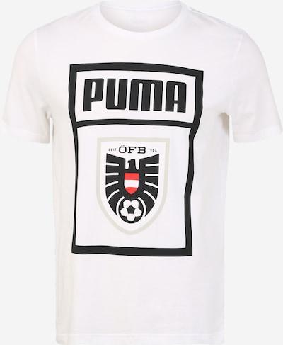 PUMA Funkční tričko 'ÖFB' - bílá, Produkt