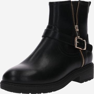 ABOUT YOU Boots 'Samia' i svart