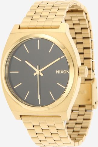 Nixon Analoogkell 'Time Teller', värv Kuld