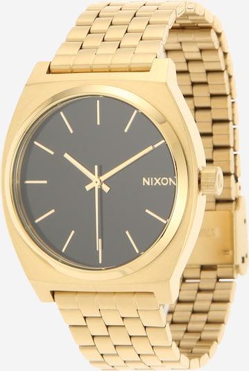 Nixon Armbanduhr 'Time Teller' in gold / schwarz, Produktansicht