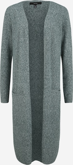 Vero Moda Tall Strickjacke 'DOFFY' in grün, Produktansicht