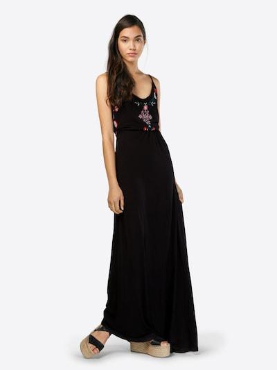 fekete ABOUT YOU Nyári ruhák, Modell nézet