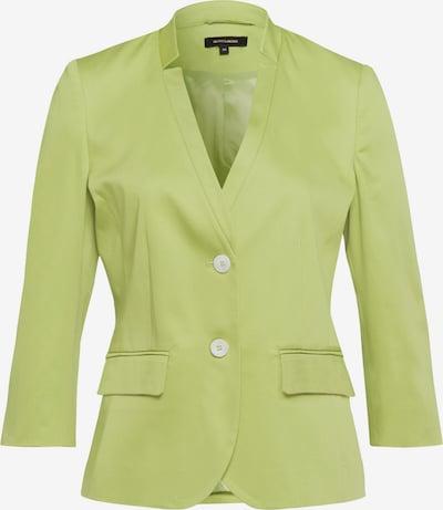 MORE & MORE Blazer in hellgrün, Produktansicht