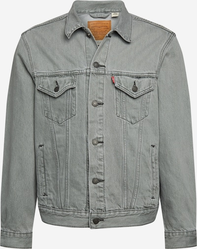 LEVI'S Tussenjas 'The Virgil Trucker' in de kleur Grey denim, Productweergave