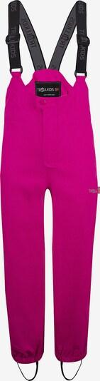 TROLLKIDS Regenhose in pink, Produktansicht