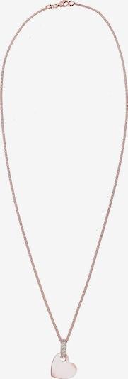 Diamore Kette in rosegold, Produktansicht