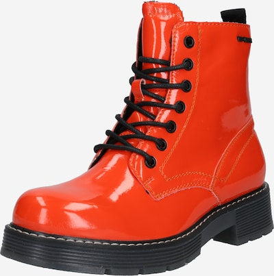 TOM TAILOR Stiefel in orangerot, Produktansicht
